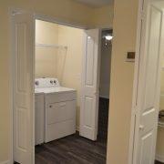 Laundry Room & Closet
