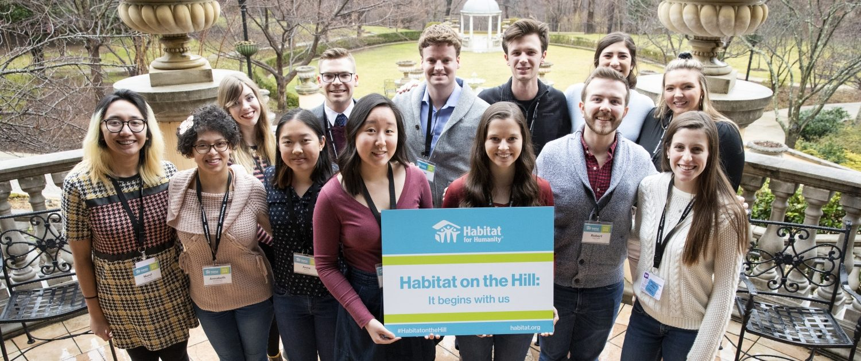 Habitat on the Hill Emerging Leaders