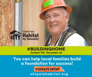 #BuildingHome Fundraising Campaign